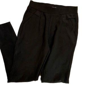 NWOT- INDERO Black Stretchy & Soft Leggings